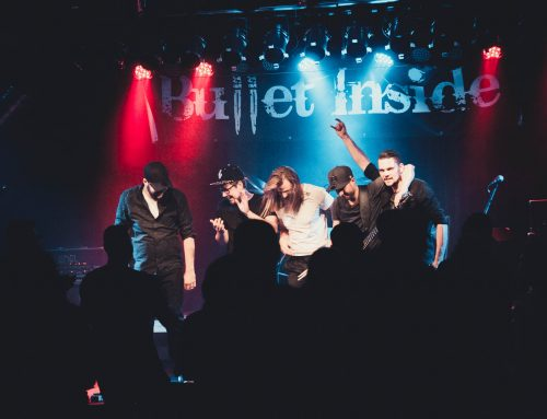 Bullet Inside – LUISE – The Cultfactory in Nürnberg