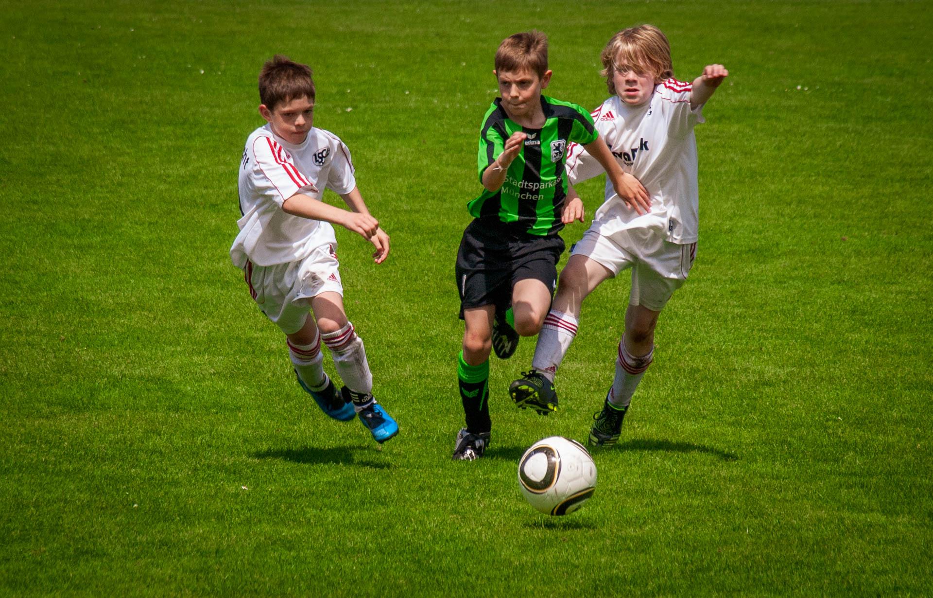 Fußballturnier SCE Eltersdorf